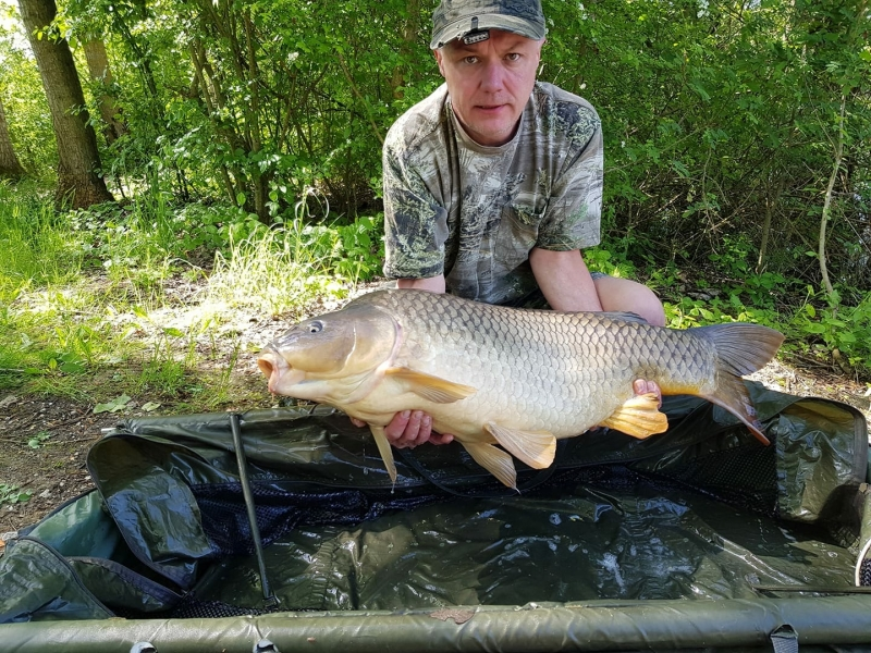 Simon Fielder 38lb
