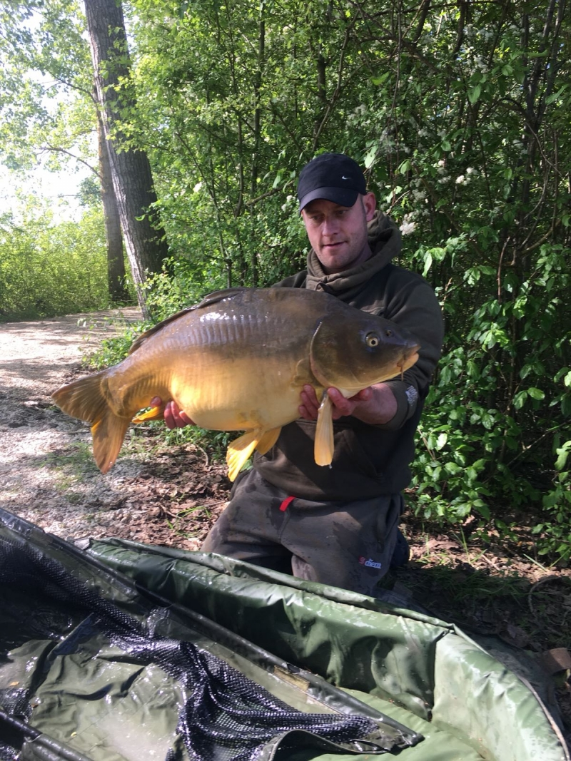 Simon Ward 38lb