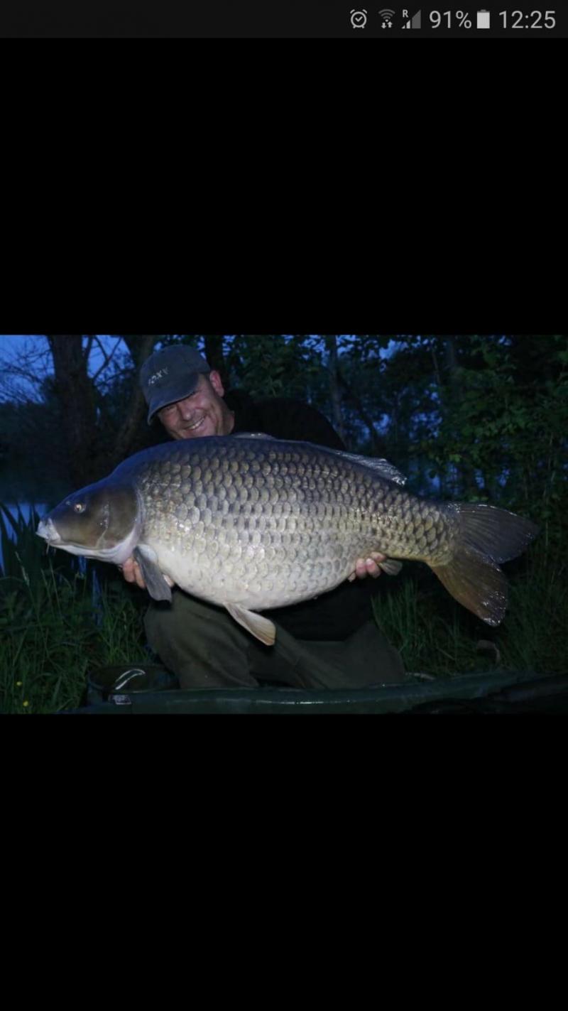 Chris Hutchings 50lb