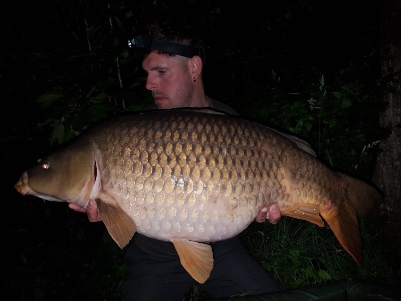 Chris Pearce 33lb 7oz