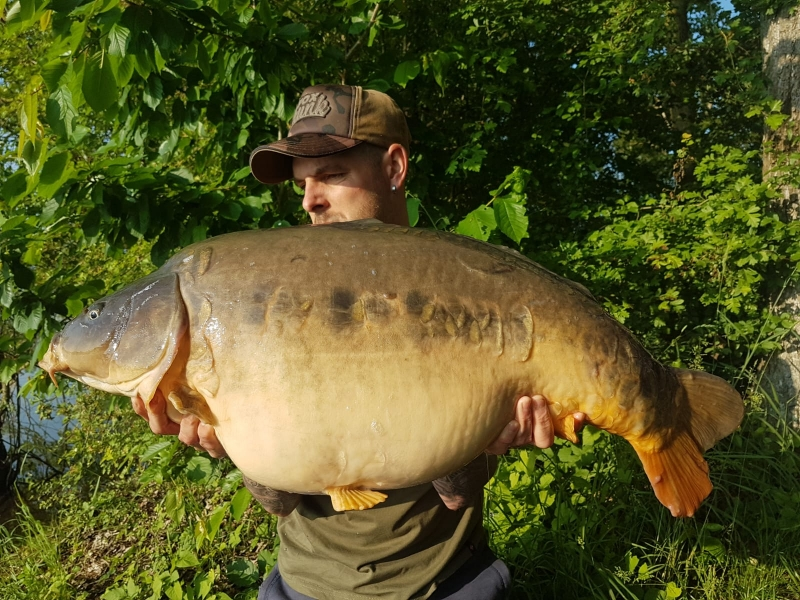 Chris Pearce 44lb