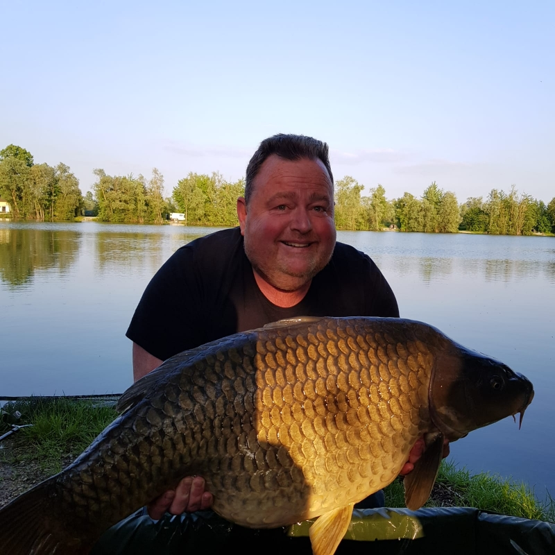 Dave Wembourne 39lb