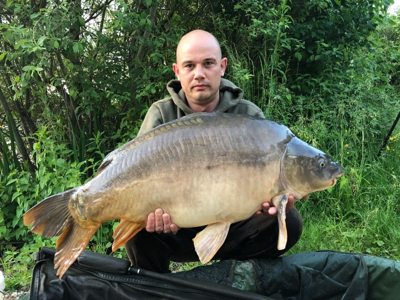 Graham Darlington 36lb