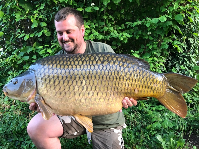Simon Johns 41lb