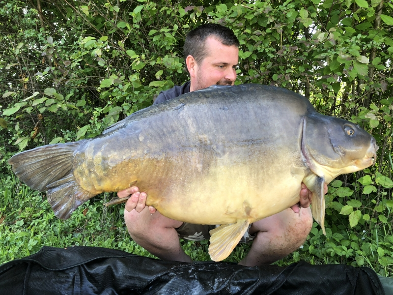 Simon Jones 50lb 2oz