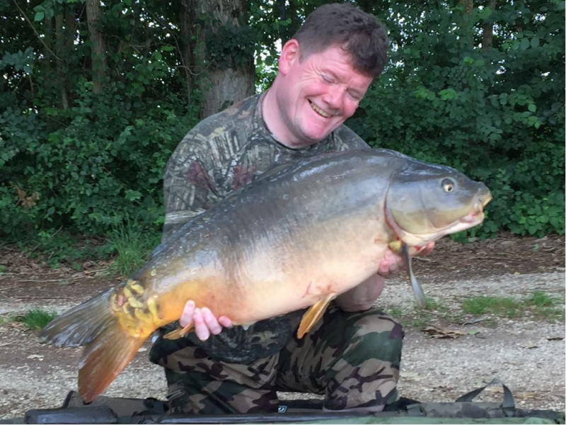 Lee Bartlett 35lb