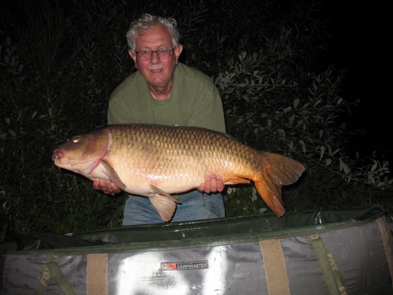 Kieth Fisher 33lb common