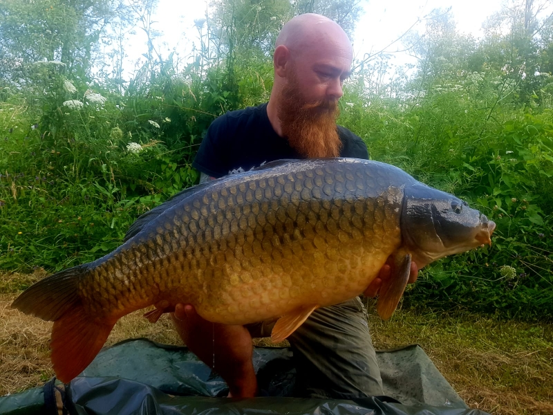 Terry Crouch 36lb common