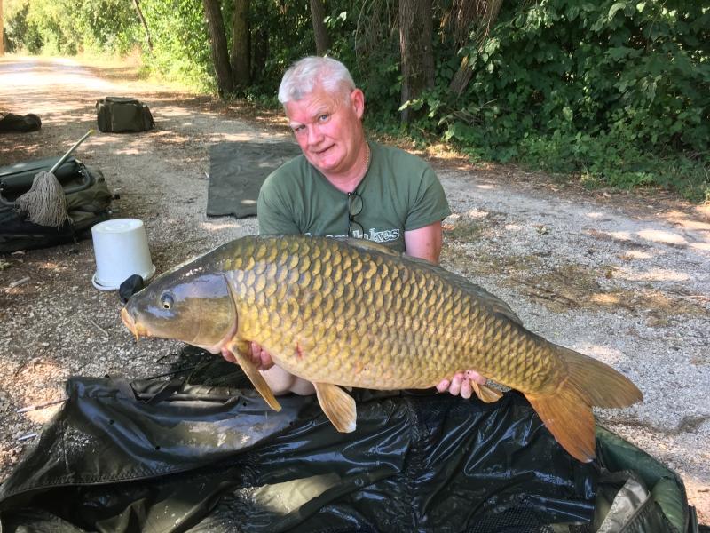 Steve Farden 47 lb 8oz