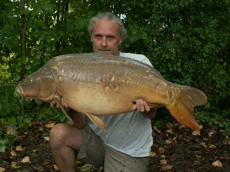Anthony Baker 41lb 4oz