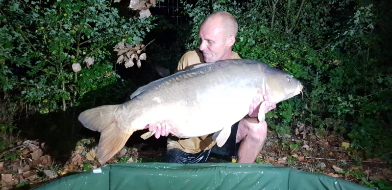 Joe Green 64lb (Wendy)