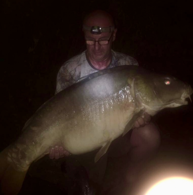 John Gateley 48lb 3oz