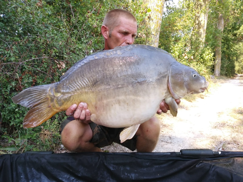 Mick Green 30lb 2oz