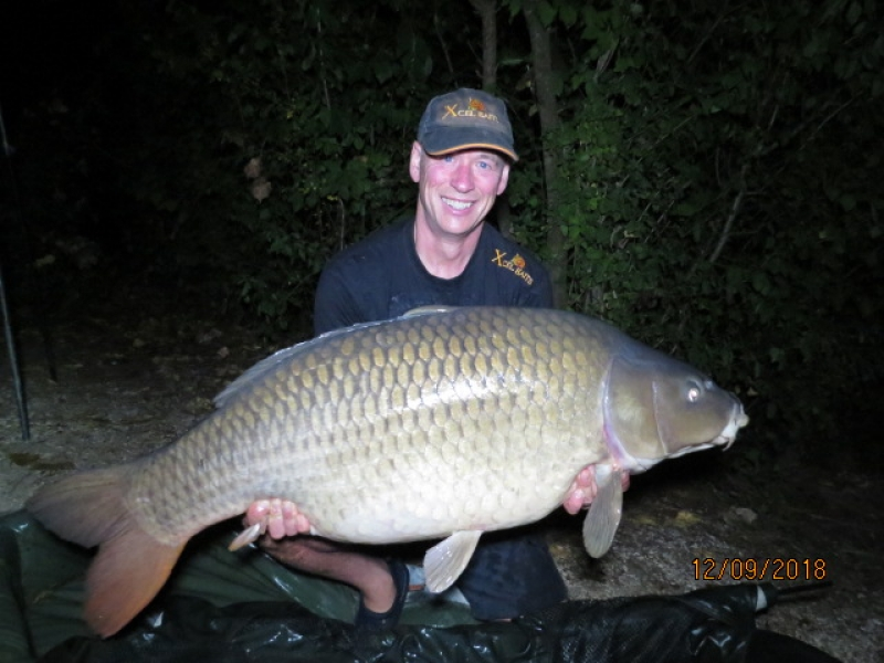 Terry Overend 53lb
