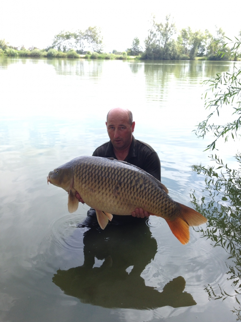 Neil Hemmings 52lb 9oz