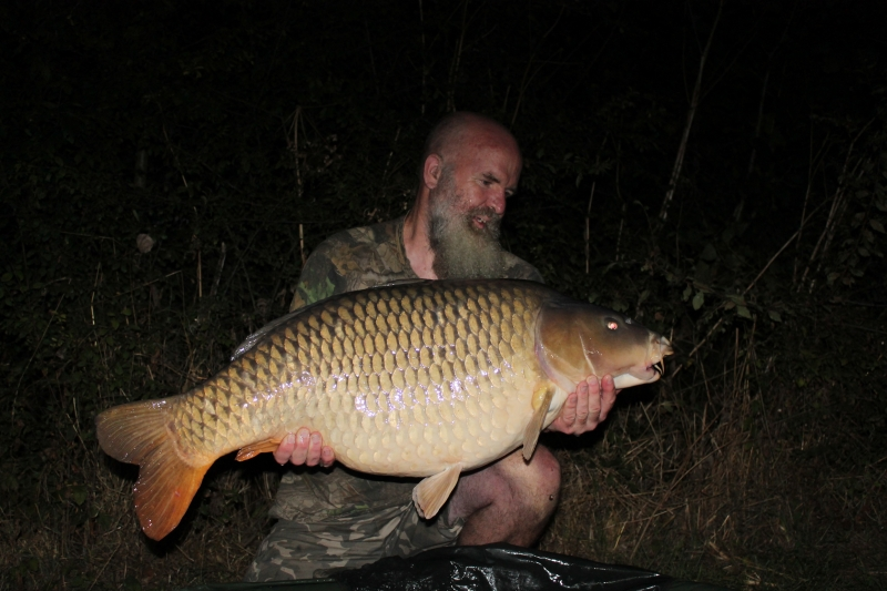 David Williams 51lb common