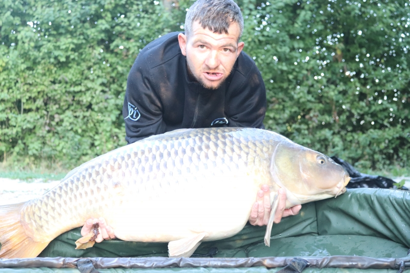 Mike Page 48lb common