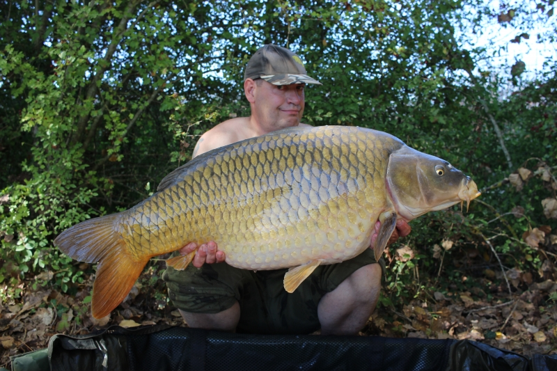 Nigel Sealey 48lb 4oz
