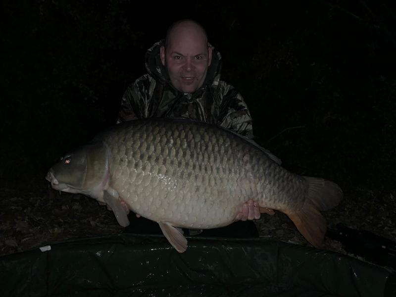 Stacey STudley 59lb 10oz