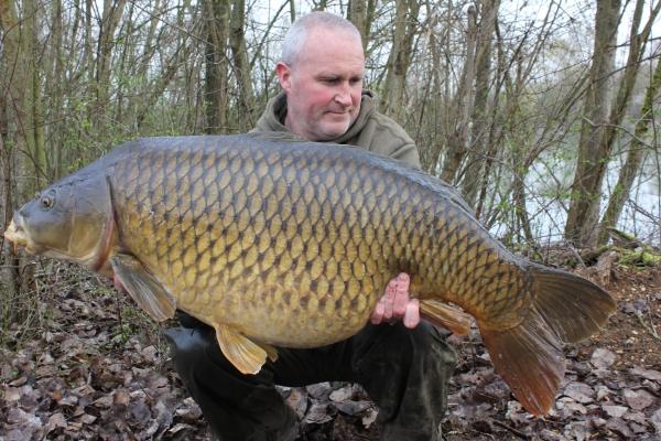 Dave Smedley: 51lb Lake 1