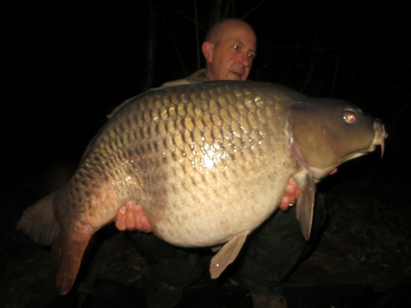Alan Layton: 48lb - Lake 2