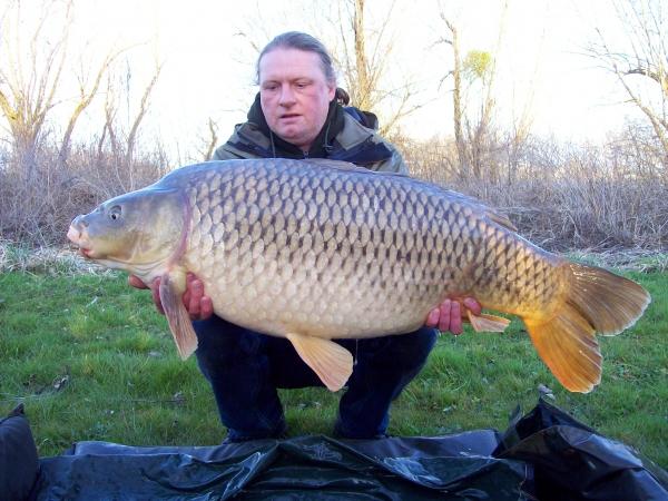 Bill Barlow: 51lb Lake 2