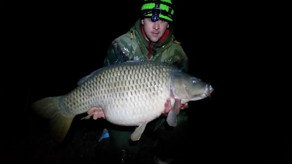 Dan Murray: 54lb Lake 3