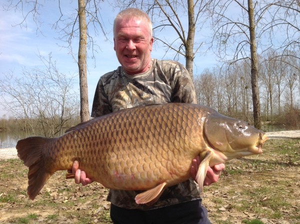 Brendon Power: 55lb