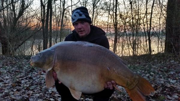 Dan JenkinsMurray: 52lb Lake 3