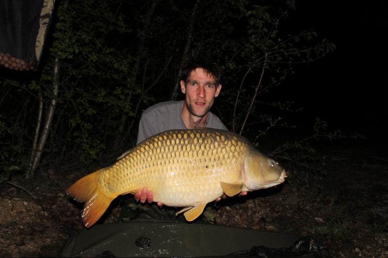 Ross Osborne: 45lb