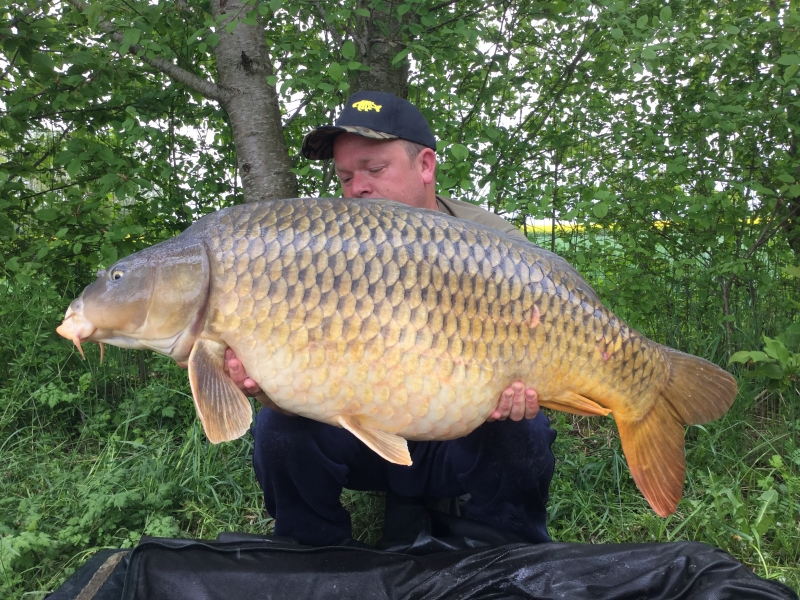 Rob Hosey: 53lb 8oz