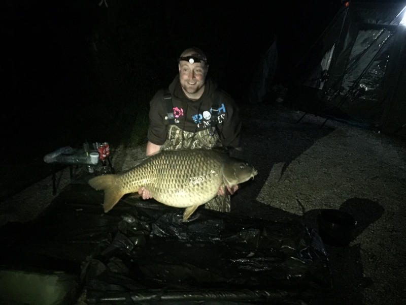 Dave Brockington: 61lb