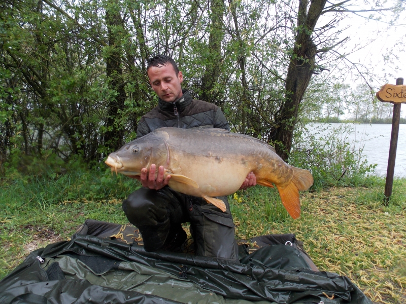 George Downs: 45lb