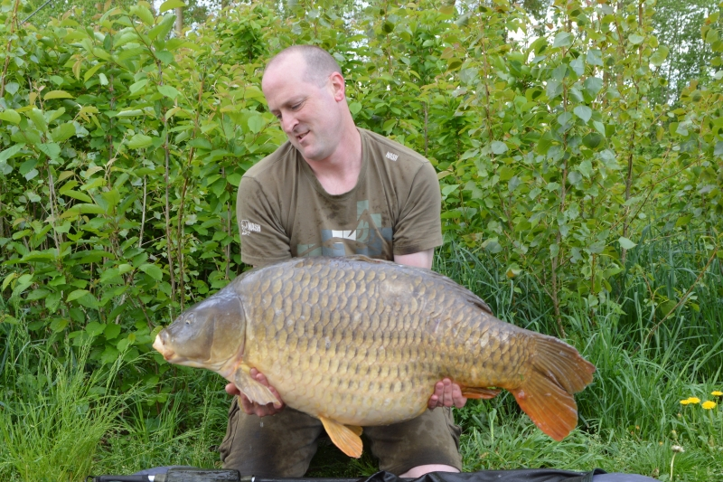 Graham Carter: 58lb 7oz