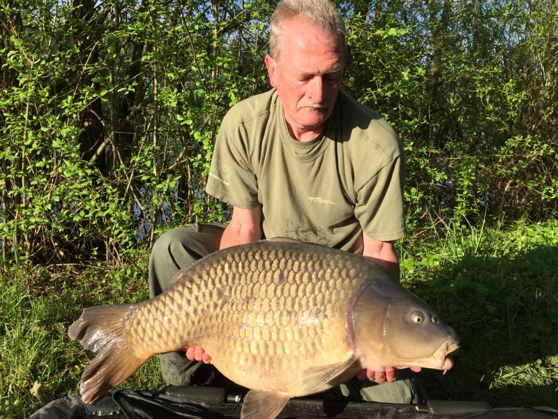 Mike Carter: 58lb 8oz