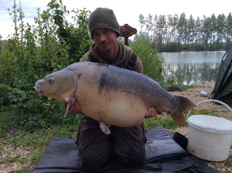 Doug Williams: 49lb 12oz