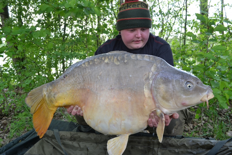 Connor Kennedy: 47lb 9oz
