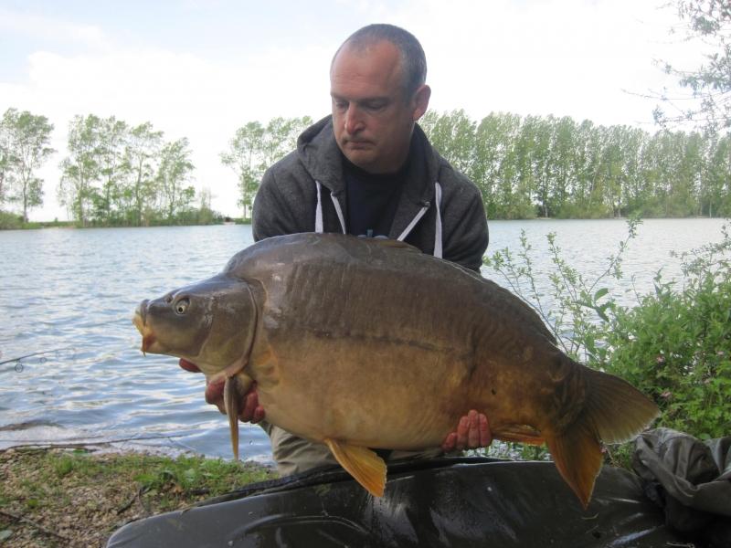Stuart Crippin - 44lb