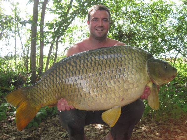 Andy Gowan: 44lb