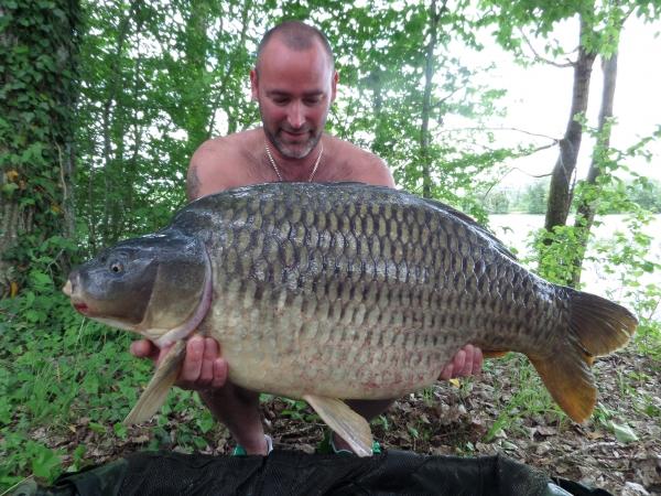 Paul Markham: 42lb