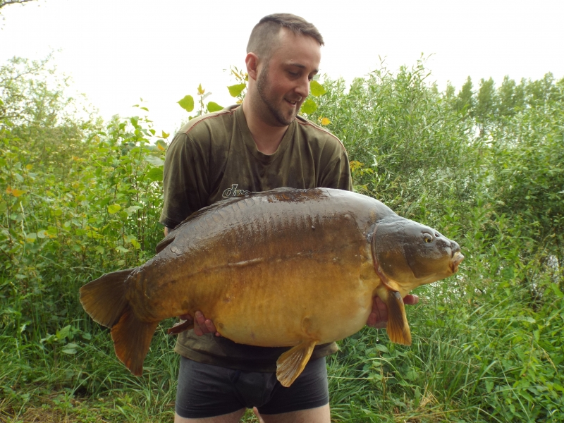 Mark Heath: 51lb