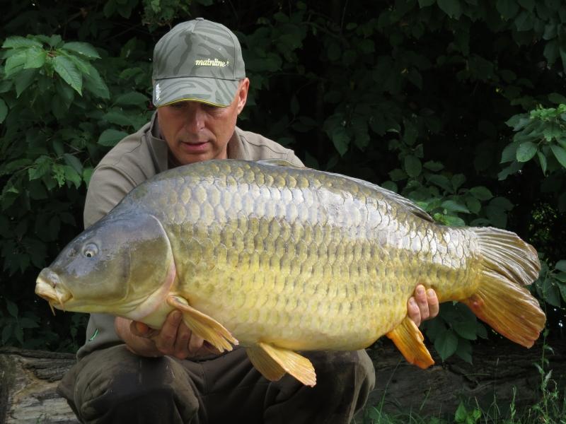 Darren Pritchard: 50lb