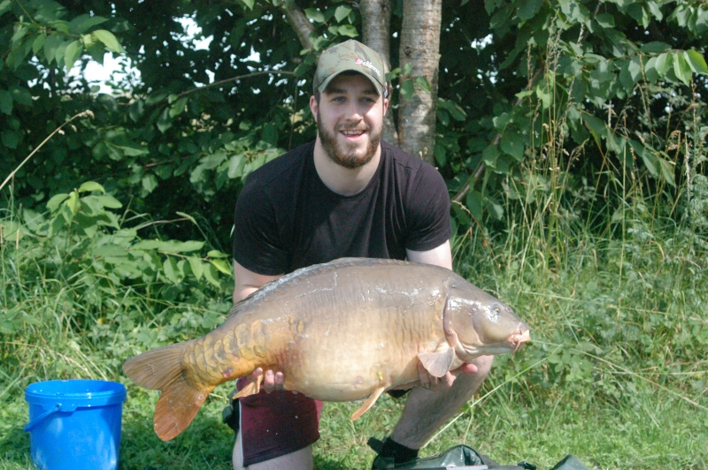 Andy Baggley: 40lb
