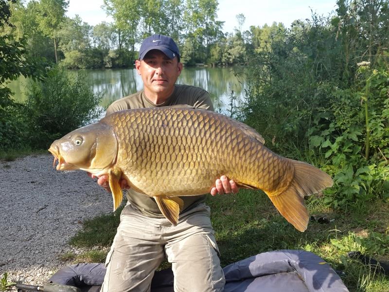 Gary Archer: 40lb