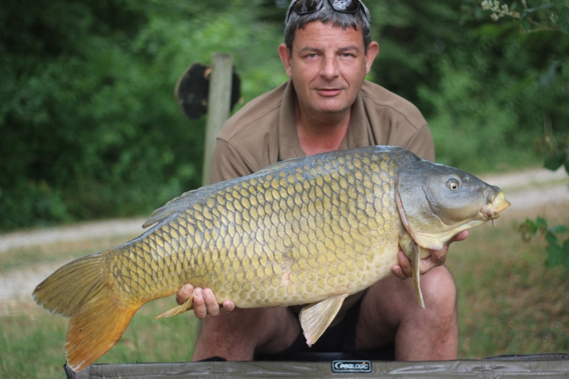 Paul Miller: 32lb