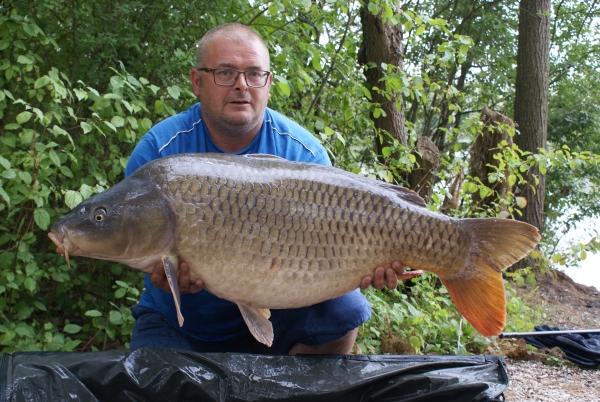 Ivan Griffiths: 43lb