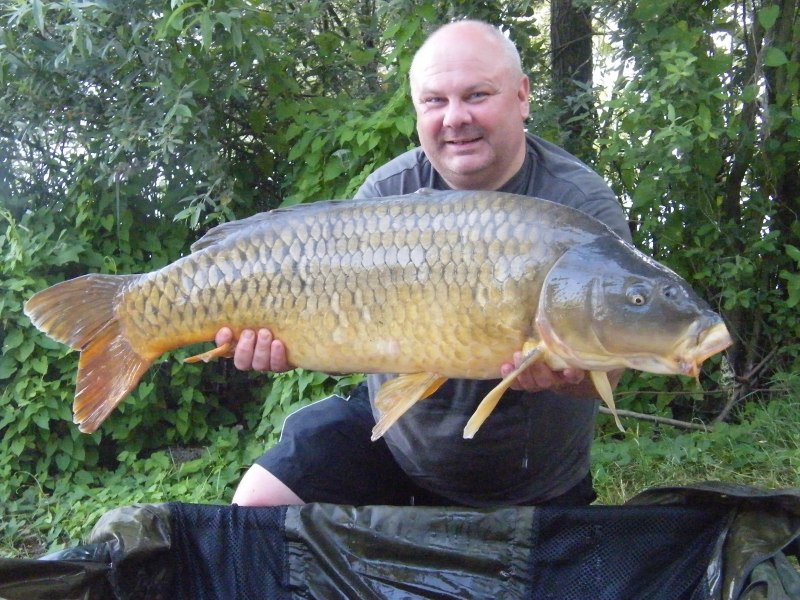 Alan Hunter: 35lb