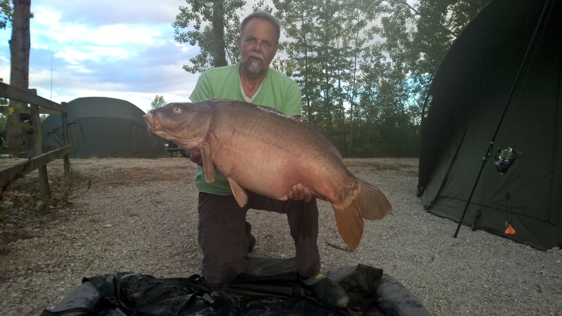 Andrew French: 48lb