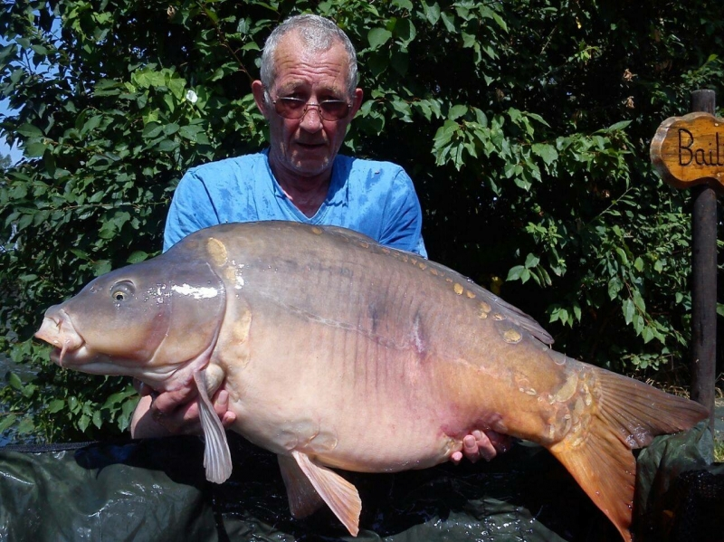 Alan Pritchard: 43lb