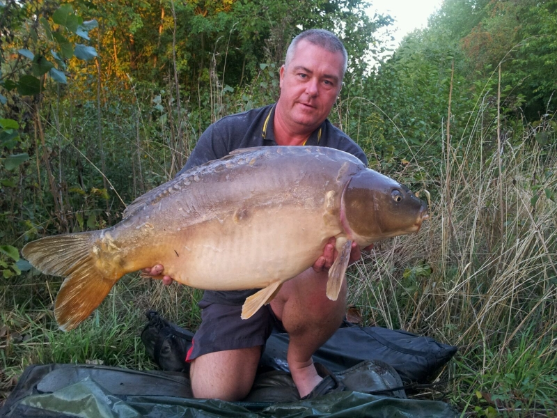 Paul Deighton: 44lb